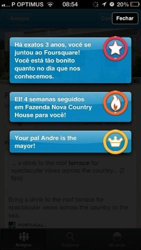 20130118 220251 3 anos de Foursquare