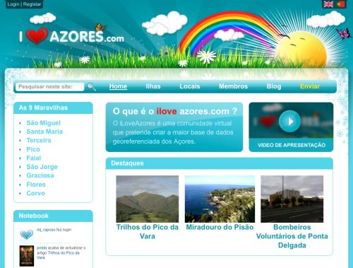 I Love Azores