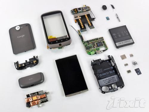 Google Nexus Naked