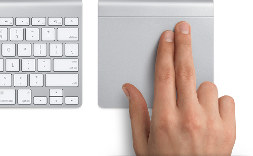 Apple magictrackpad