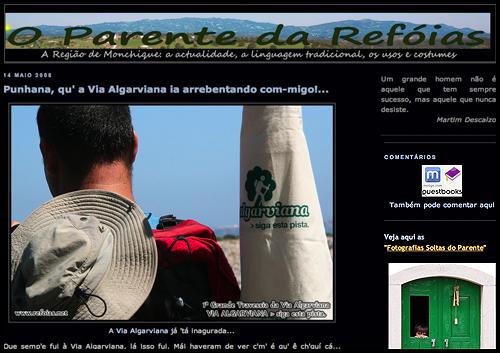 weblog refoista