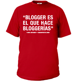 T-Shirt Blogger