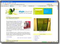 Skype Journal